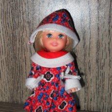 Barbie y Ken: MUÑECA SHELLY SOMBRETO MATTEL BARBIE. Lote 172662127
