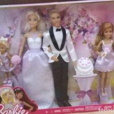 Barbie y Ken: BARBIE Y KEN DIA DE BODA. Lote 173210298
