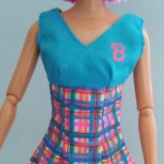 Barbie y Ken: BARBIE VESTIDO CORTO. Lote 173429010