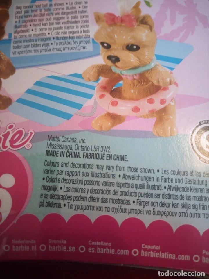 Barbie y Ken: BARBIE BLISTER CON 3 CACHORROS . MATTEL 2007 - Foto 5 - 173520567