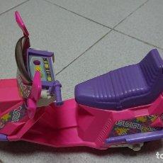 Barbie y Ken: BARBIE MOTO SCOOTER DE MUÑECA BARBIE MATTEL 1989. Lote 173847797