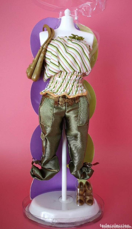 BARBIE FASHION FEVER (Juguetes - Muñeca Extranjera Moderna - Barbie y Ken - Vestidos y Accesorios)