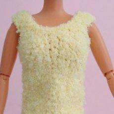 Barbie y Ken: BARBIE MONO CORTO PUNTO. Lote 175073895