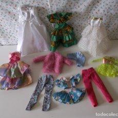 Barbie y Ken: LOTE ROPA BARBIE. Lote 175353684