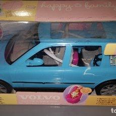 Barbie y Ken: VOLVO - HAPPY FAMILY - BARBIE - MATTEL (2003) ¡PRECINTADO!. Lote 175524953