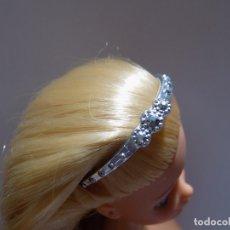 Barbie y Ken: FELPA, DIADEMA PELO BARBIE. Lote 175728810