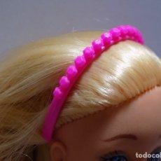 Barbie y Ken: FELPA, DIADEMA PELO BARBIE. Lote 175728828