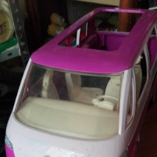 Barbie y Ken: FURGONETA AUTOCARAVANA WOLKSWAGEN PARA BARBIE . Lote 175893635