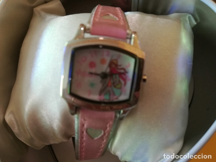 Barbie y Ken: Reloj Barbie de pulsera para niña, en caja. Comprado en joyería. - Foto 2 - 175919068