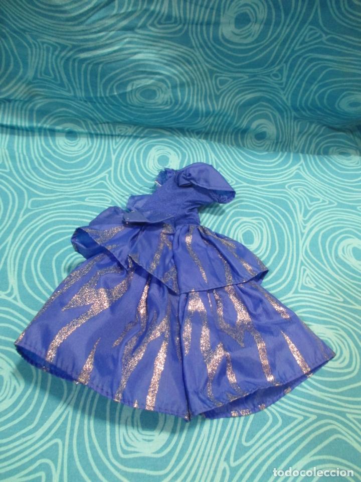 VESTIDO ORIGINAL BARBIE FASHION (Juguetes - Muñeca Extranjera Moderna - Barbie y Ken - Vestidos y Accesorios)