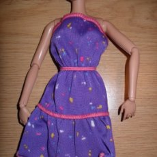 Barbie y Ken: ROPA VESTIDO BARBIE MUÑECA BARBIE. Lote 177082677