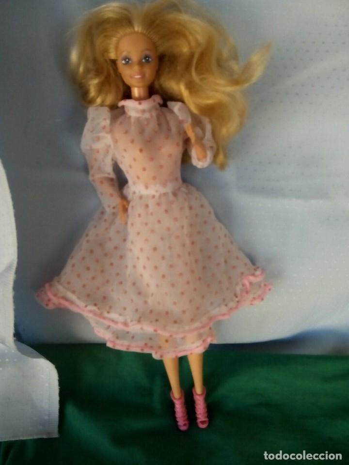 PRECIOS BARBIE MATTEL SPAIN Y ANTIGUO VESTIDO CONGOST MODELO NIZA (Juguetes - Muñeca Extranjera Moderna - Barbie y Ken - Vestidos y Accesorios)