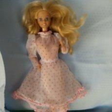 Barbie y Ken: PRECIOS BARBIE MATTEL SPAIN Y ANTIGUO VESTIDO CONGOST MODELO NIZA. Lote 177332129