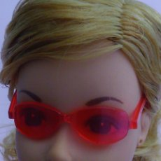 Barbie y Ken: BARBIE MAXI SIZE GAFAS . Lote 179053038