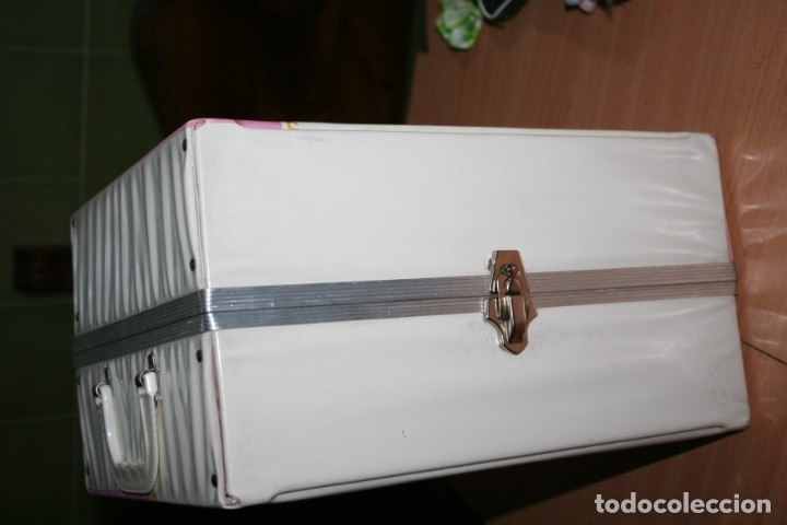 Barbie y Ken: antiguo maletin muñeca tipo barbie fashion doll wardrobe case - Foto 5 - 179094670