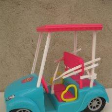 Barbie y Ken: COCHE PARA LA MUÑECA BARBIE - MATTEL - AÑO 2011.. Lote 179176446