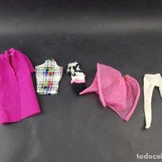 Barbie y Ken: LOTE DE ROPA BARBIE AÑOS 80 - ALGUNA CONGOST. Lote 180035683