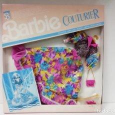 Barbie y Ken: VESTIDO BARBIE COUTURIER-MATTEL AÑO 1990. Lote 41329677