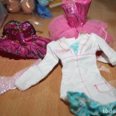 Barbie y Ken: LOTE VESTIDOS MUÑECA BARBIE . Lote 180247268