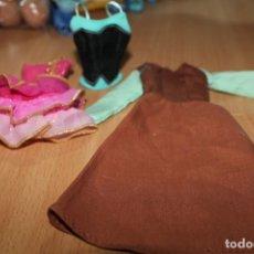 Barbie y Ken: LOTE VESTIDOS MUÑECA BARBIE . Lote 180247363