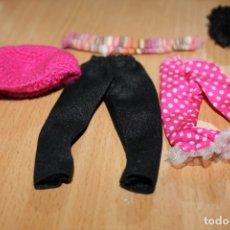 Barbie y Ken: LOTE VESTIDOS MUÑECA BARBIE . Lote 180247383