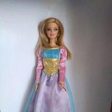 Barbie y Ken: MUÑECA BARBIE PRINCESA DE MATTEL. Lote 180948460