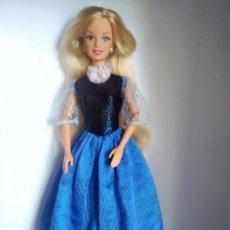 Barbie y Ken: MUÑECA BARBIE PRINCESA DE MATTEL. Lote 180948566