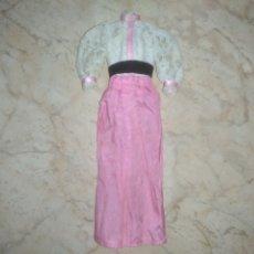 Barbie y Ken: VESTIDO DE MUÑECA BARBIE CARA DE ANGEL CONGOST. Lote 181199548