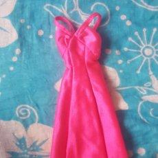 Barbie y Ken: VESTIDO DE MUÑECA DOLL BARBIE SUPERSTAR ROSA PINK DRESS. Lote 182206511
