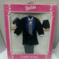 Barbie y Ken: KEN TRAJE FASHION AVENUE. NUEVO EN CAJA. BARBIE DELUXE. REF 14307. MATTEL. 1995.. Lote 182720517