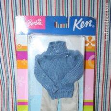 Barbie y Ken: CONJUNTO KEN INVIERNO EN BLISTER SIN ESTRENAR. Lote 182958248