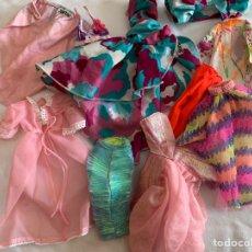 Barbie y Ken: LOTE ROPA DE LA MUÑECA BARBIE DE CONGOST. CON ETIQUETA. Lote 183613435