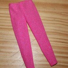 Barbie y Ken: BARBIE ROCKERS - PANTALÓN O MALLA ROSA - ORIGINAL MATTEL - AÑO 1985. Lote 255539345