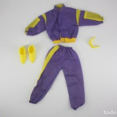 Barbie y Ken: KEN ACTIVE WEAR SKI FASHION - MATTEL, 1990. Lote 184319027