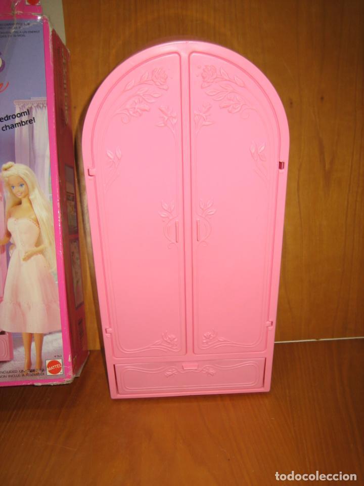 Barbie y Ken: Antiguo armario de muñeca Barbie - Foto 3 - 184774111