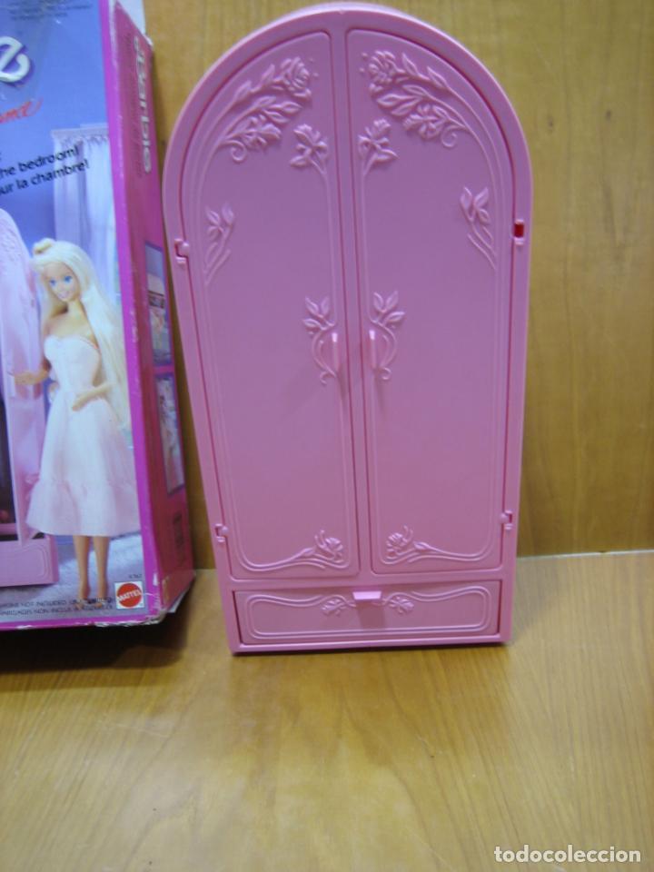 Barbie y Ken: Antiguo armario de muñeca Barbie - Foto 5 - 184774111