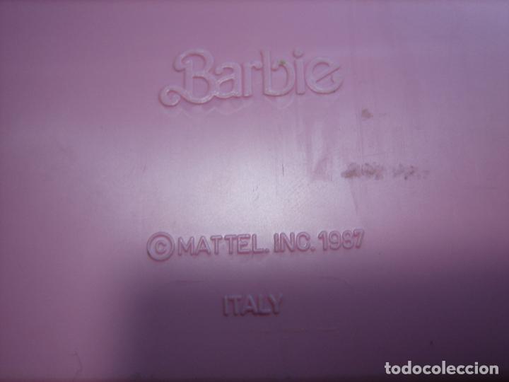 Barbie y Ken: Antiguo armario de muñeca Barbie - Foto 7 - 184774111