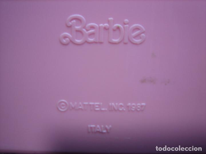 Barbie y Ken: Antiguo armario de muñeca Barbie - Foto 8 - 184774111