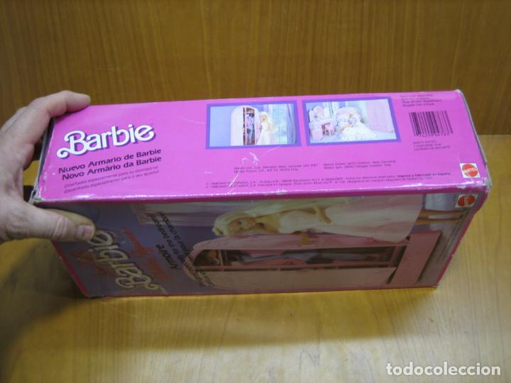 Barbie y Ken: Antiguo armario de muñeca Barbie - Foto 9 - 184774111