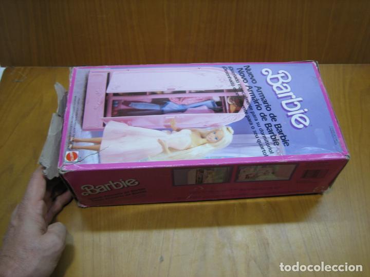 Barbie y Ken: Antiguo armario de muñeca Barbie - Foto 10 - 184774111