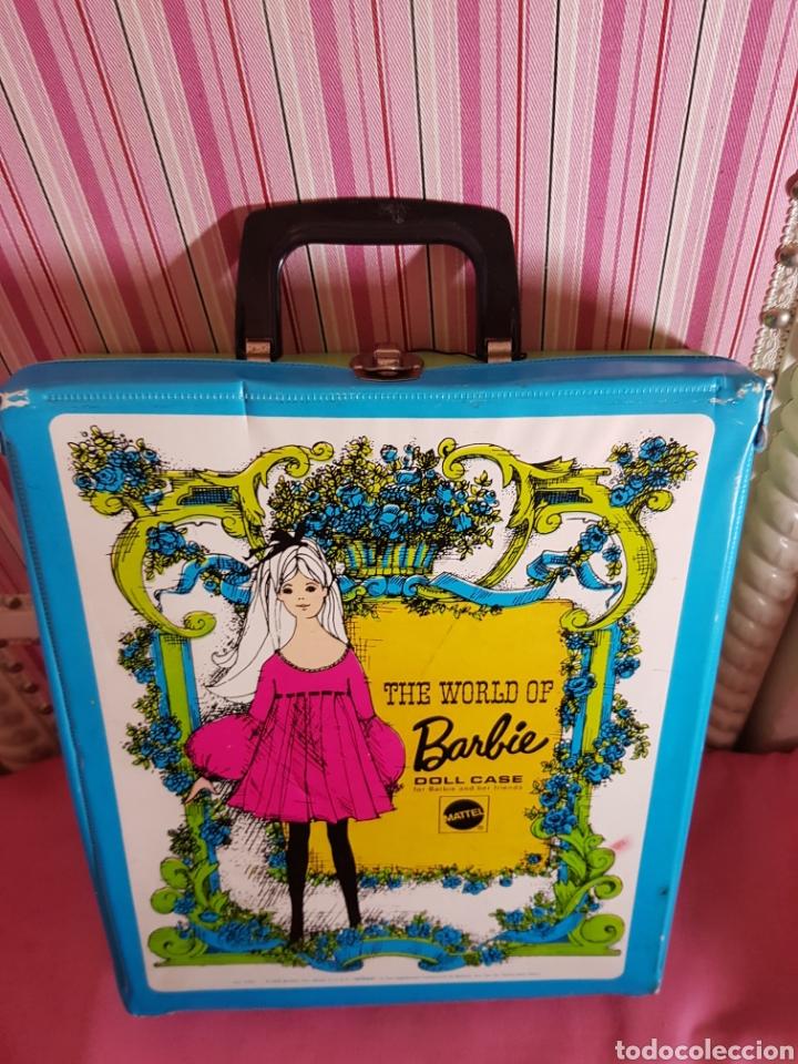 Barbie y Ken: MALETIN BARBIE VINTAGE - Foto 4 - 185719126