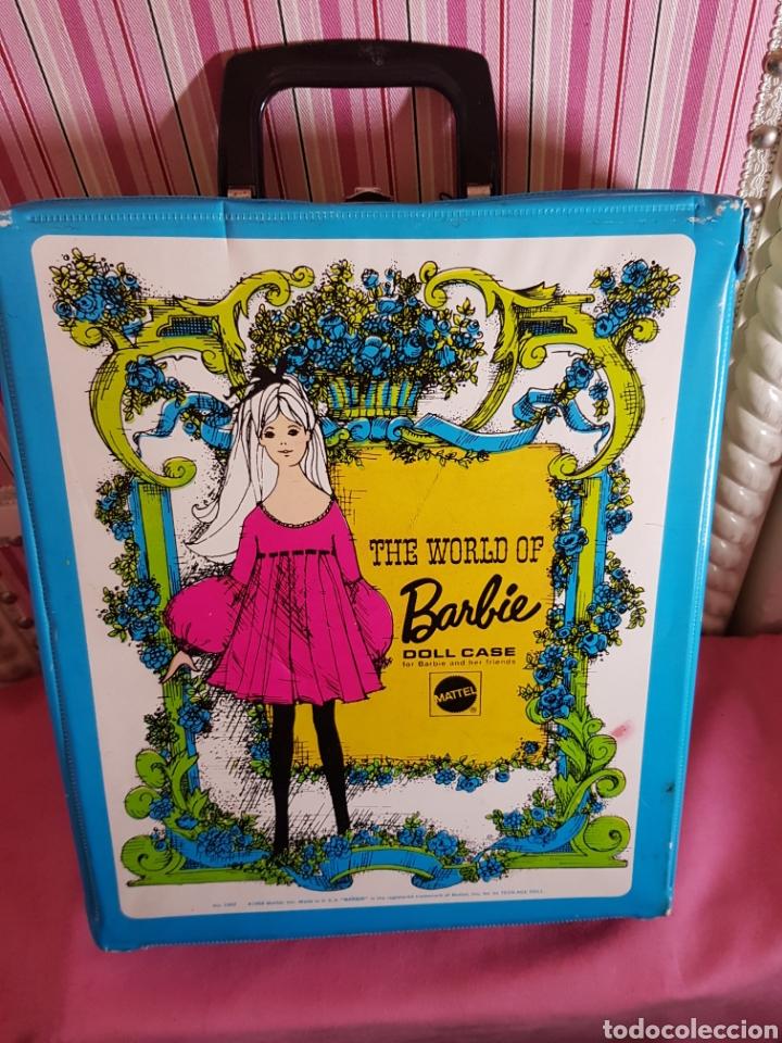 MALETIN BARBIE VINTAGE (Juguetes - Muñeca Extranjera Moderna - Barbie y Ken - Vestidos y Accesorios)
