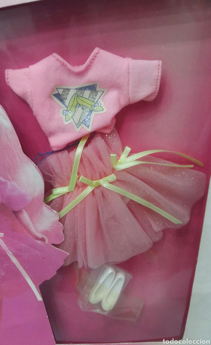 Barbie y Ken: SKIPPER T - SHIRT. VESTUARIO FIESTA. NUEVO EN CAJA. MATTEL. REF 9080. 1989. CONJUNTO. VESTIDO.BARBIE - Foto 2 - 186049487