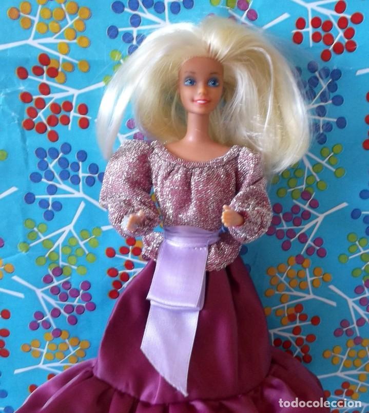 Barbie y Ken: CONJUNTO CONCIERTO ORIGINAL 9149-BARBIE CONGOST-AÑOS 80 - Foto 2 - 186078991