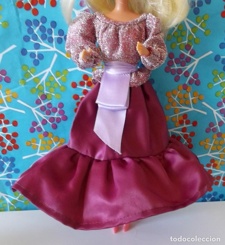 Barbie y Ken: CONJUNTO CONCIERTO ORIGINAL 9149-BARBIE CONGOST-AÑOS 80 - Foto 5 - 186078991