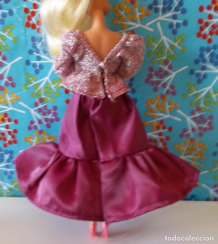 Barbie y Ken: CONJUNTO CONCIERTO ORIGINAL 9149-BARBIE CONGOST-AÑOS 80 - Foto 7 - 186078991