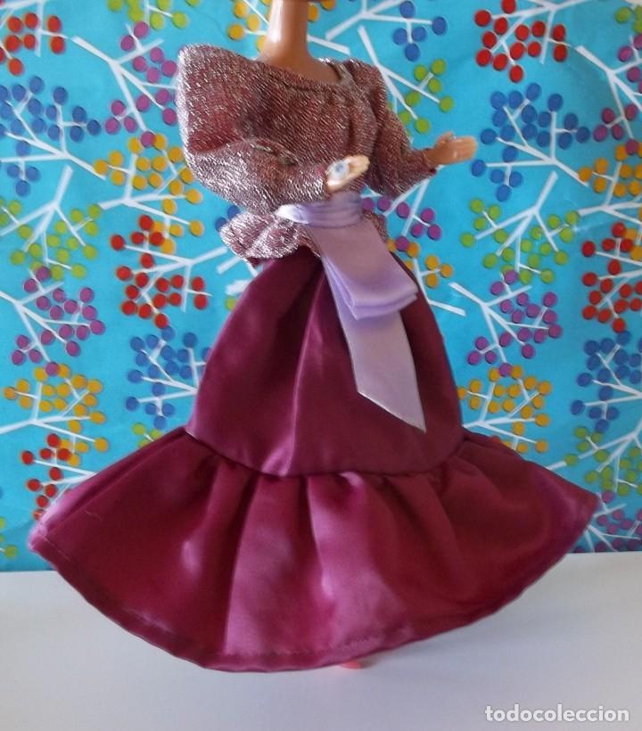 Barbie y Ken: CONJUNTO CONCIERTO ORIGINAL 9149-BARBIE CONGOST-AÑOS 80 - Foto 10 - 186078991