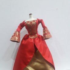 Barbie y Ken: VESTIDO BARBIE COLLECTOR GLAMOUR LUXURY FASHION. Lote 186115887