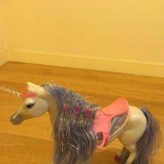Barbie y Ken: UNICORNIO K1 LUZ STARLIGHT PARA BARBIE DE MATTEL. Lote 187225552