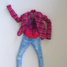 Barbie y Ken: BARBIE MATTEL MOVIMIENTOS SIN LIMITES · MADE TO MOVE 2016 SKATEBOARDER COMO NUEVO LGBT. Lote 187524500